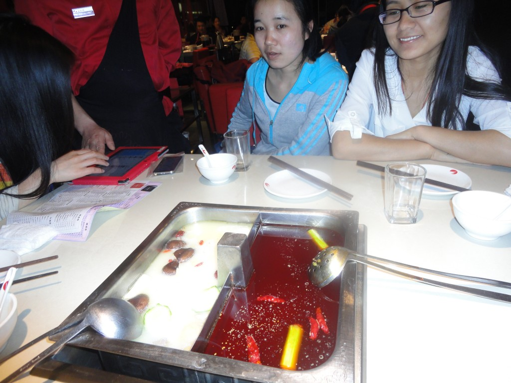 Hot Pot, Beijing, China