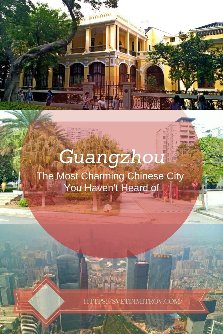 Guangzhou's striking charm and sheer magnitude fascinate visitors alike