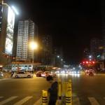 Shenzhen streets