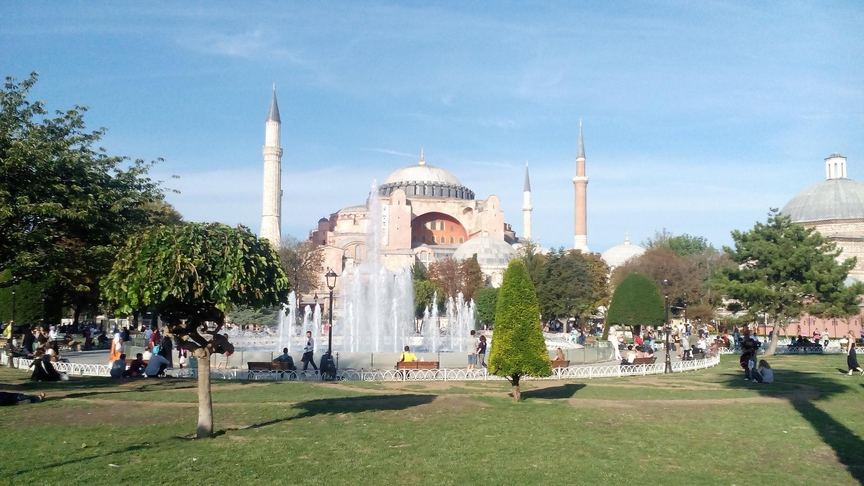 Istanbul, Aya Sofya, turkey