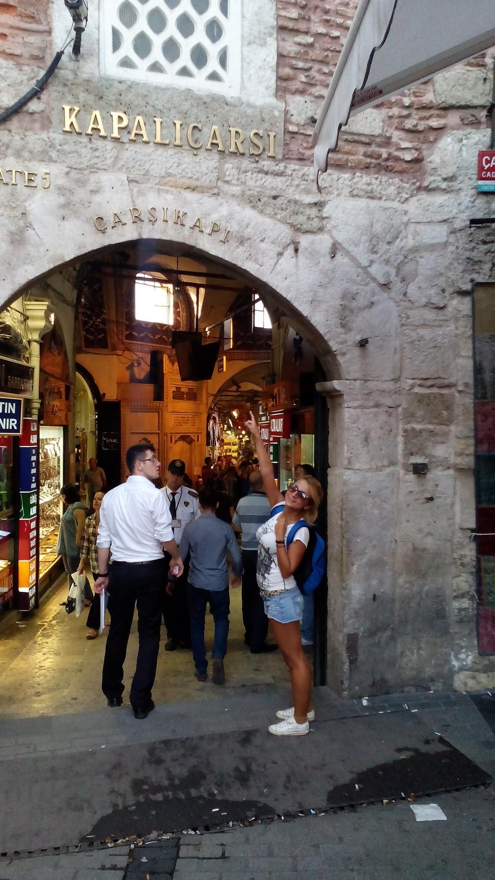 Istanbul, Grand Bazaar - Kapilicarsi