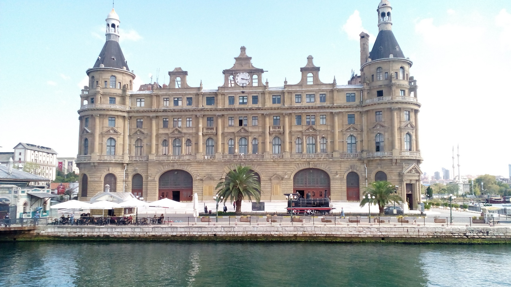 Istanbul, boat trip, day 1, photo 2