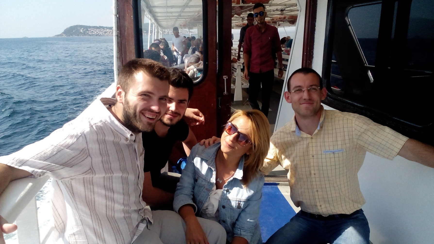 Istanbul, boat trip, day 1, photo 4