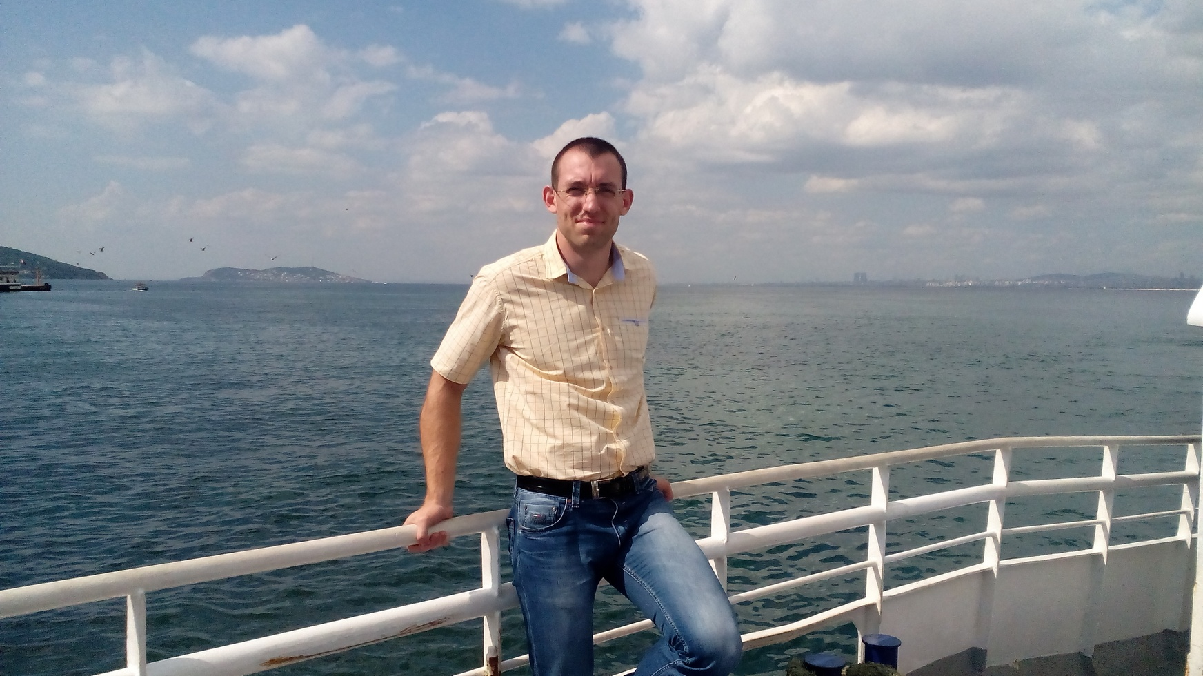 Istanbul, boat trip, day 1, photo 5