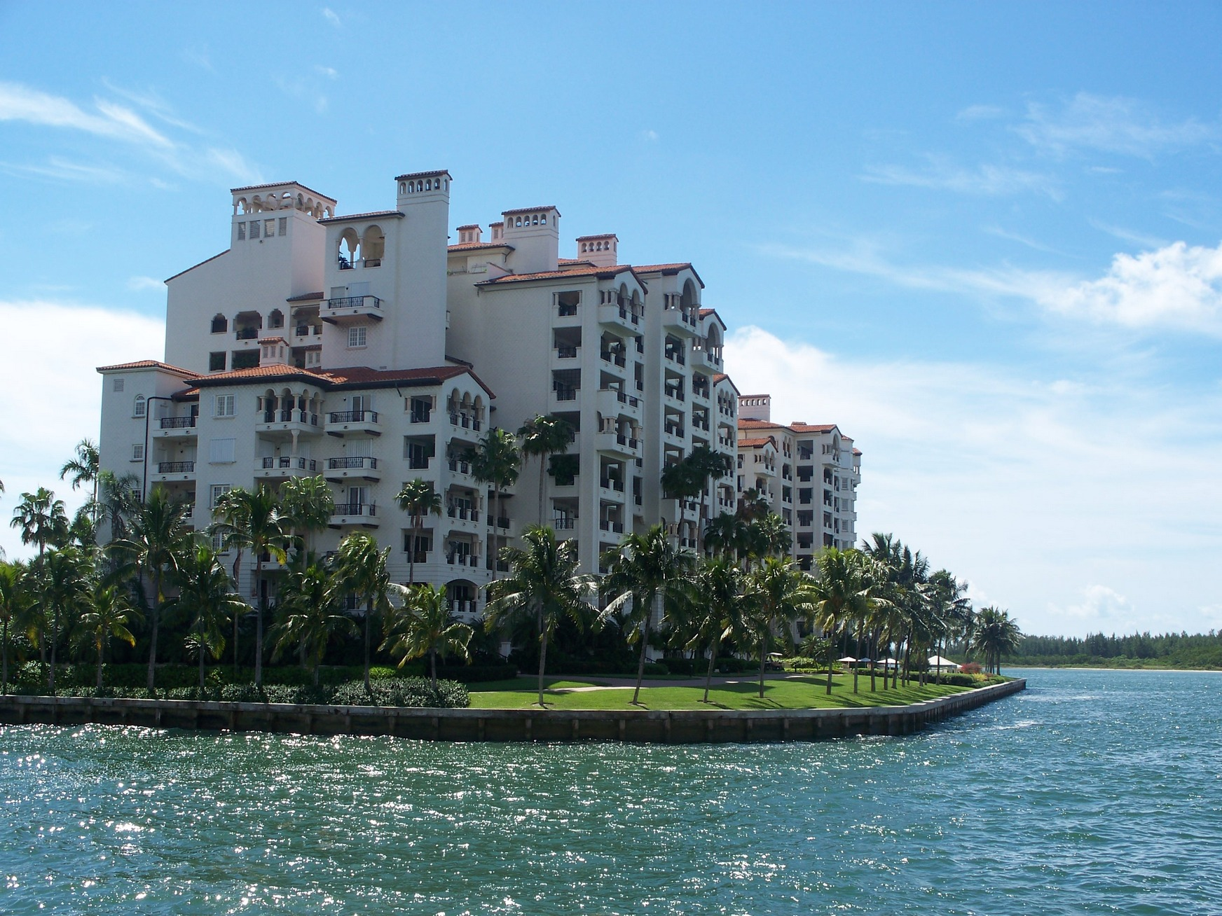 Miami, Fisher Island