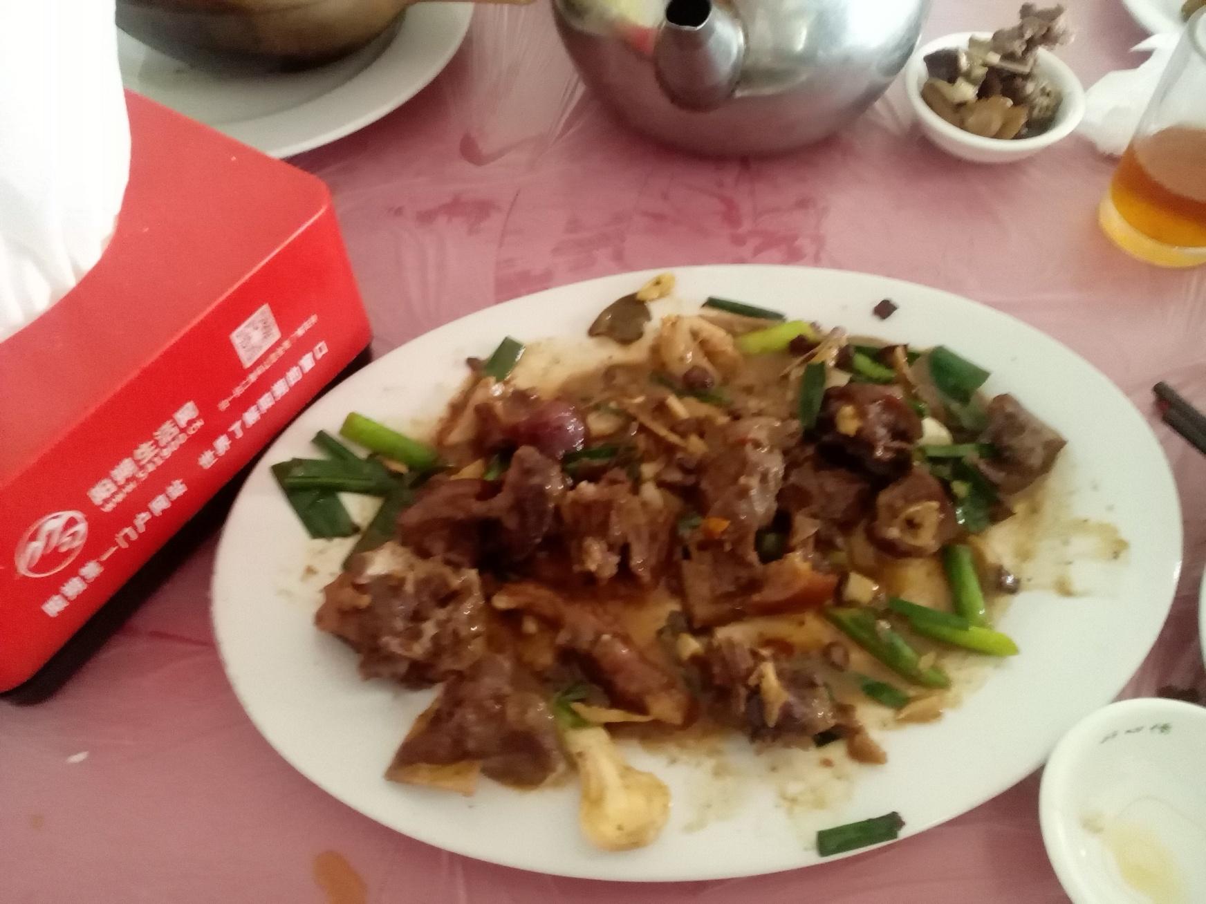 Doggie Meat, Yangshuo, China