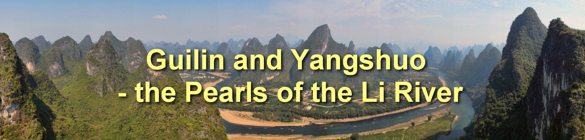 Guilin, Yangshuo, Guangxi, Panorama, Wikipedia Image