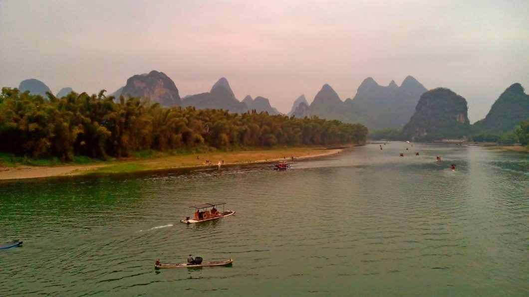 Guilin yangshuo, pearls, li river, featured image