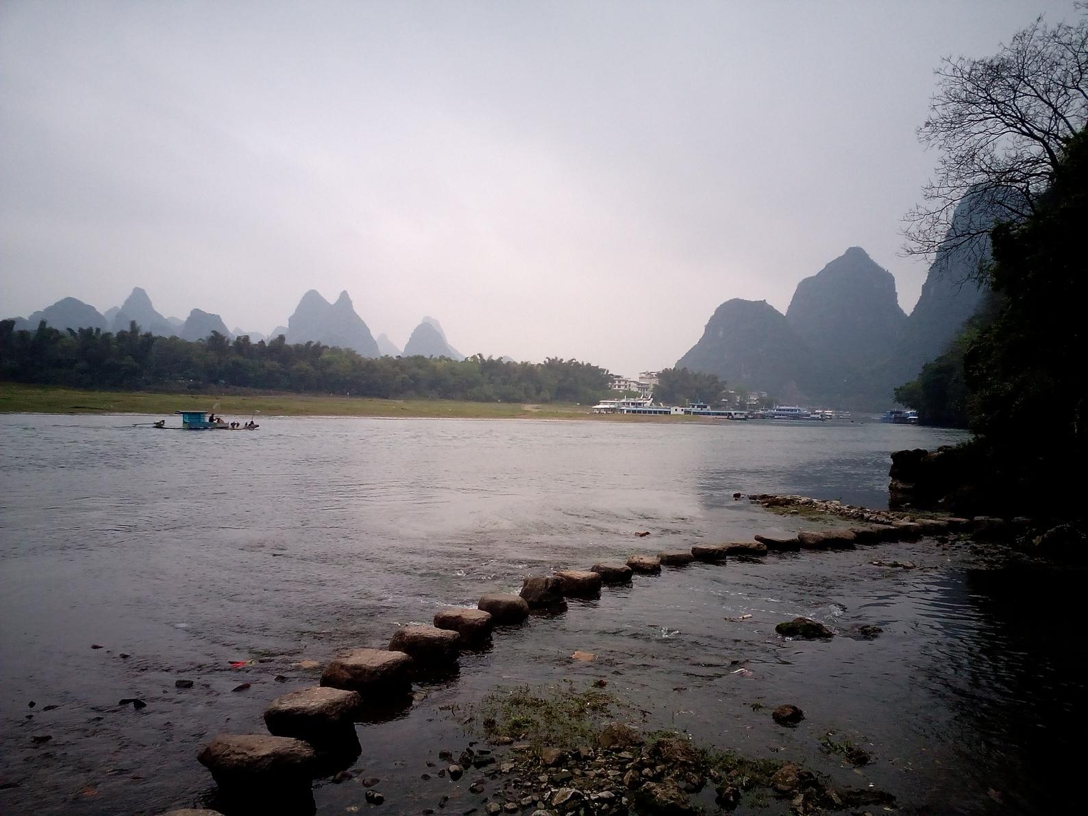 Li Jiang, Yangshuo, guangxi, China