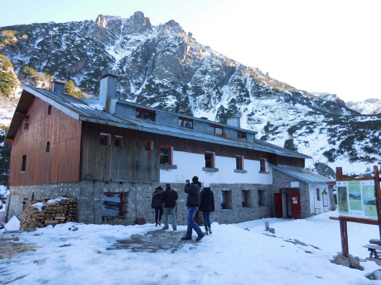 Malyovitsa Hut, Rila, Bulgaria