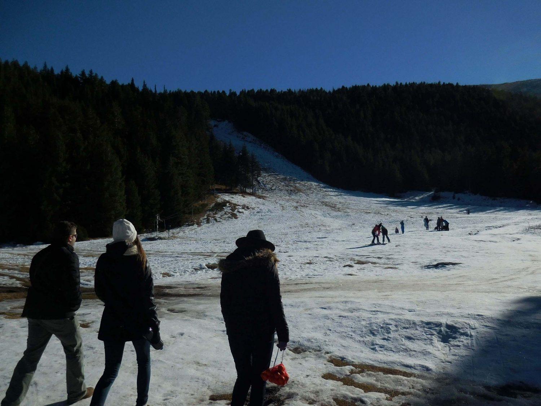 Ski Track, Malyovitsa, Rila