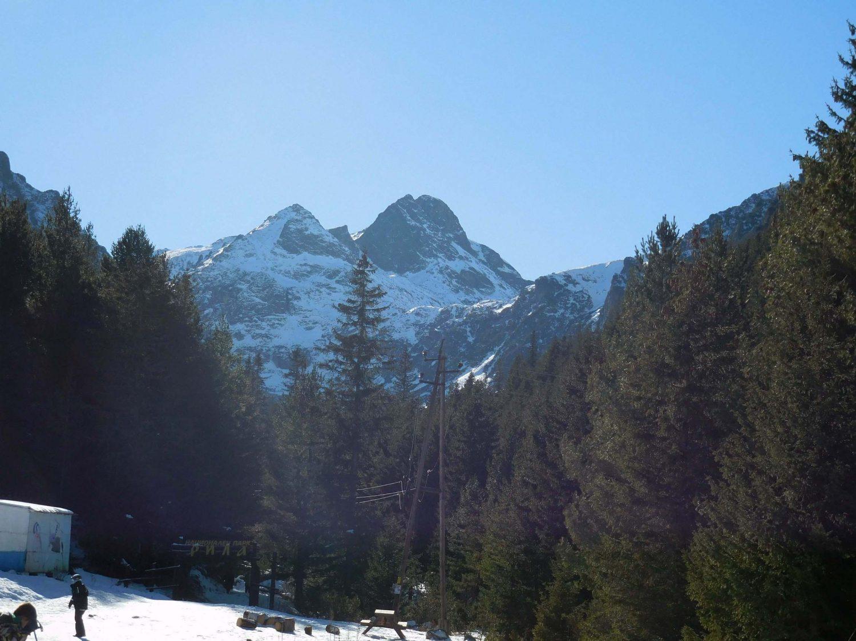 Malyovitsa peak, Rila