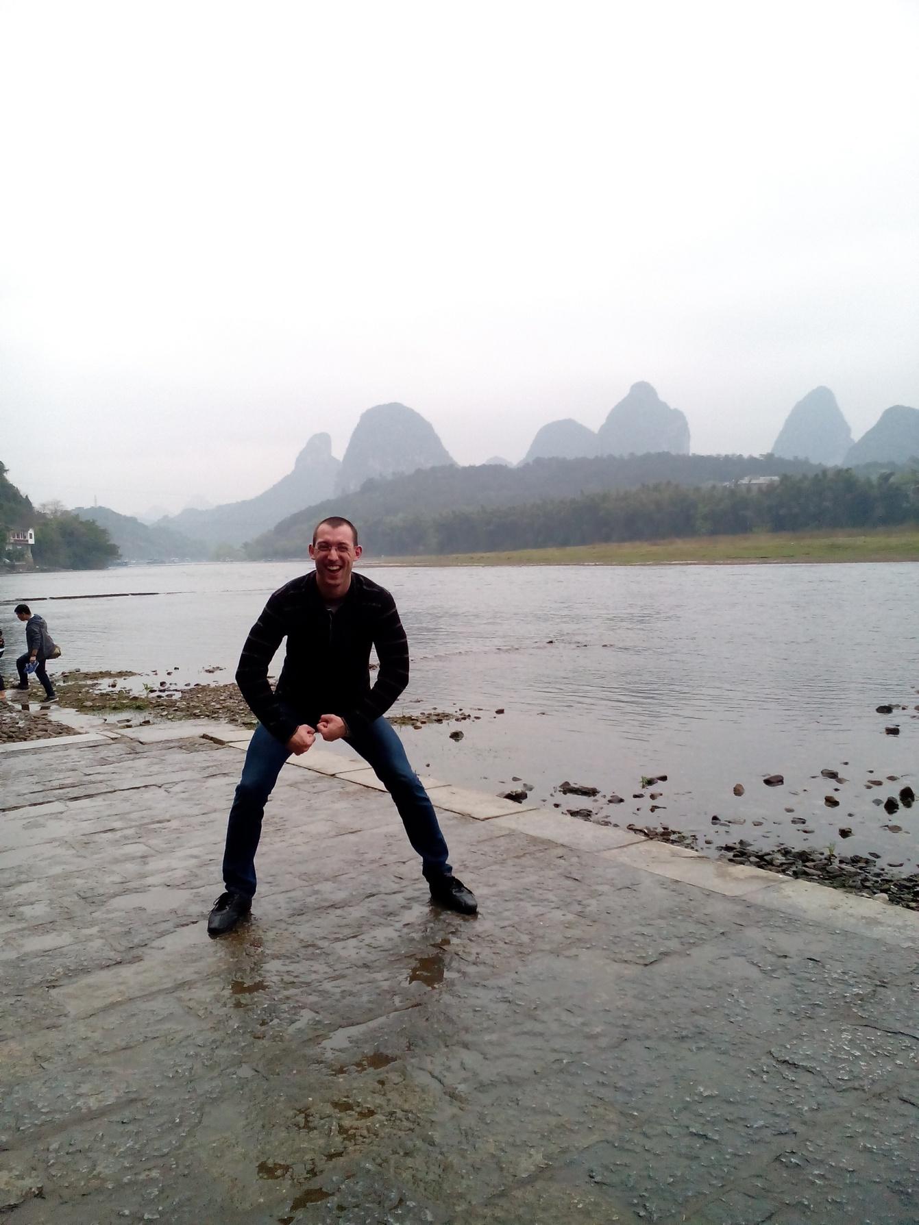 Karst, Yangshuo, guilin, guangxi, China