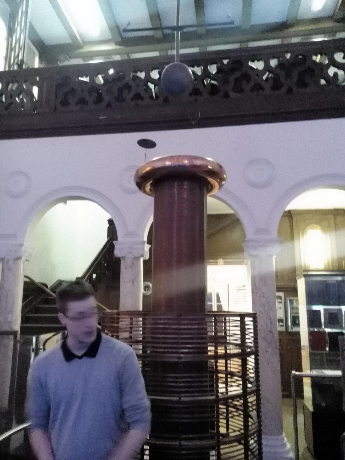 Belgrade, Tesla's Coil, Tesla Museum, Serbia