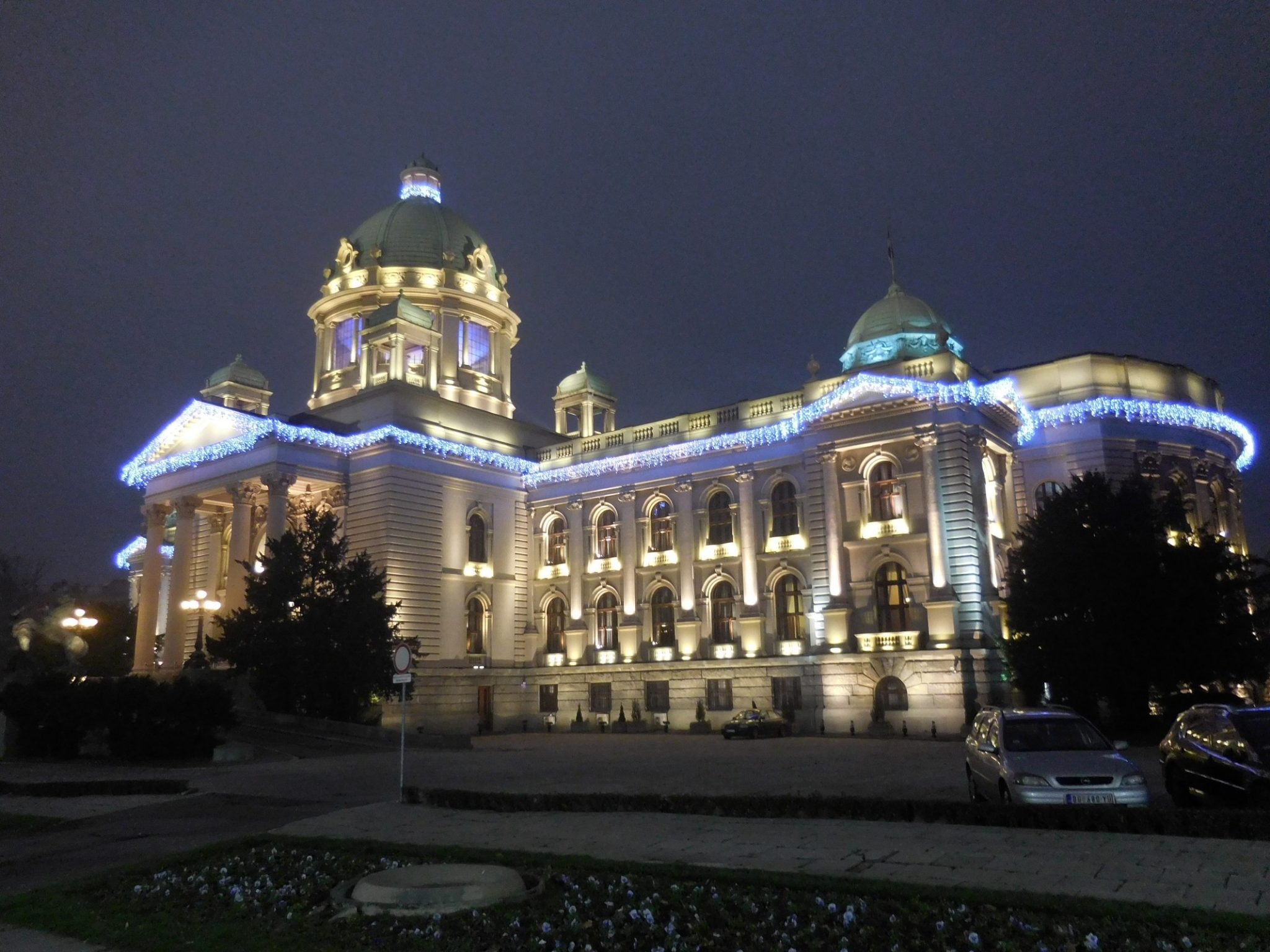 Belgrade, National Assembly, Srbija