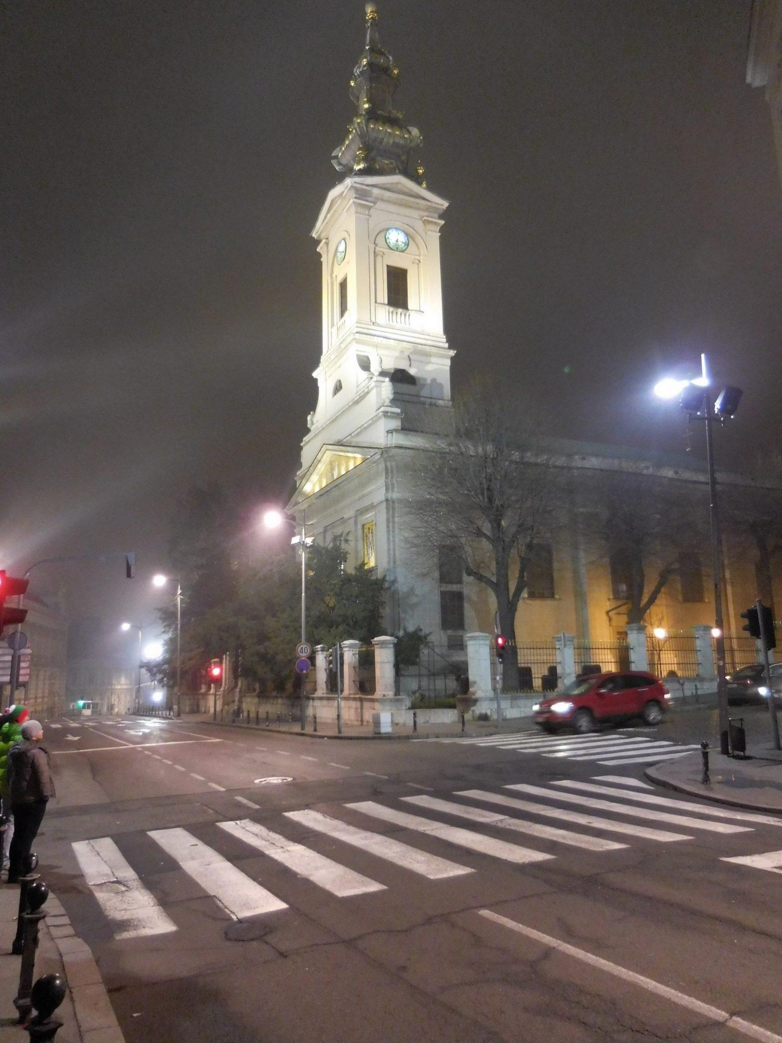 Belgrade, Serbian Orthodox Church Museum