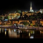 Belgrade_at_night_Srbija