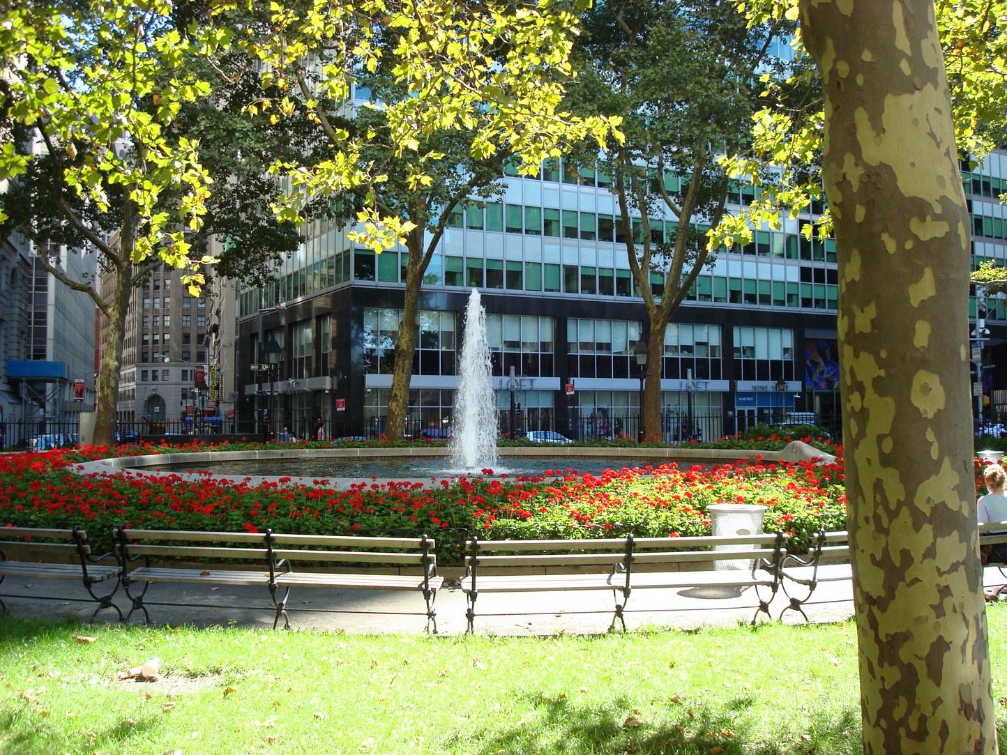 New York City_LowerManhattan_GorgeousBatteryPark
