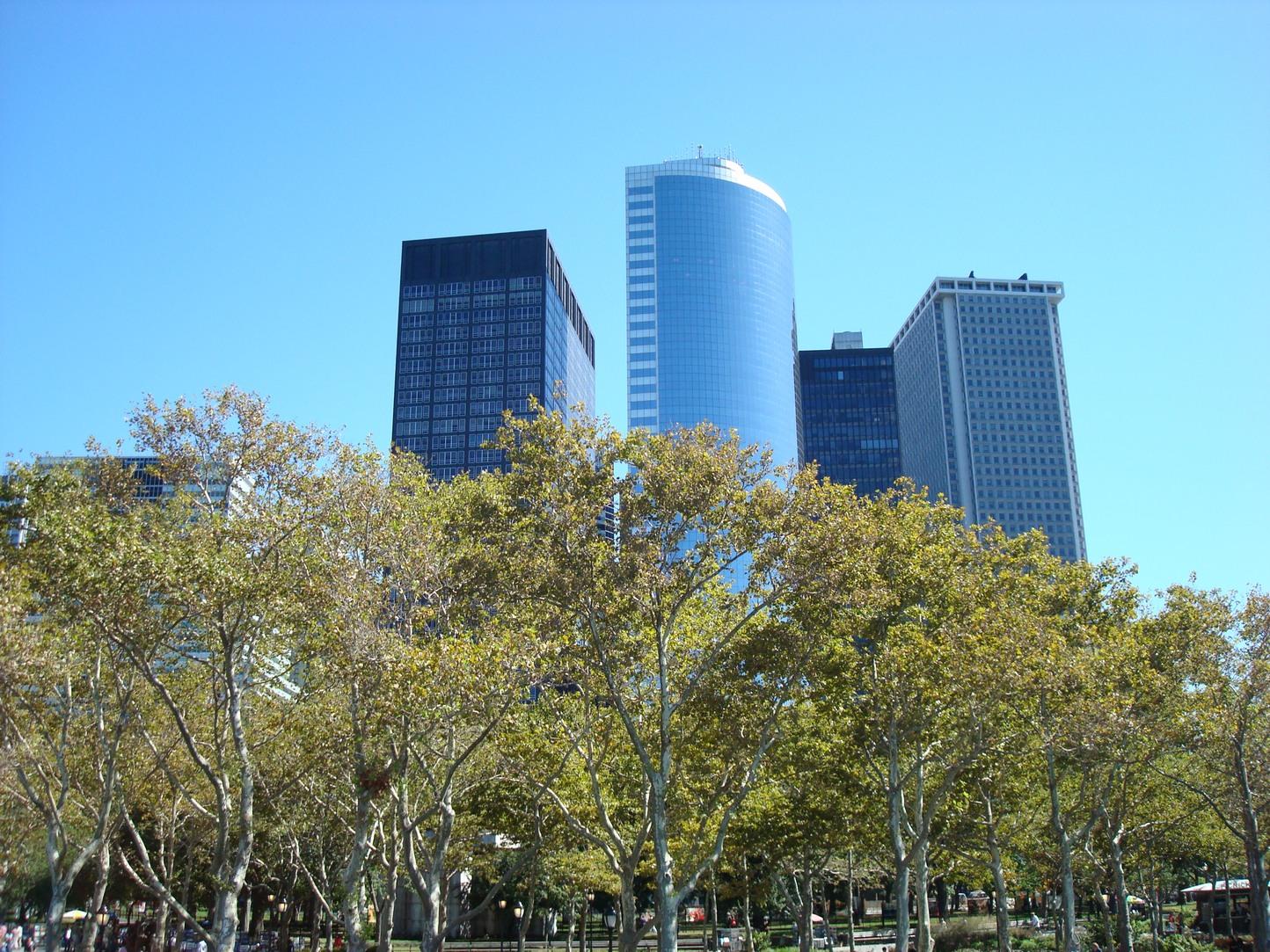 New York City_LowerManhattan_Skyline_BatteryPark