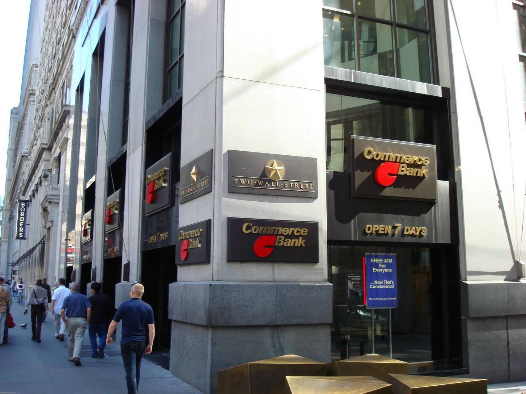 New York City_LowerManhattan_WallStreetBanks