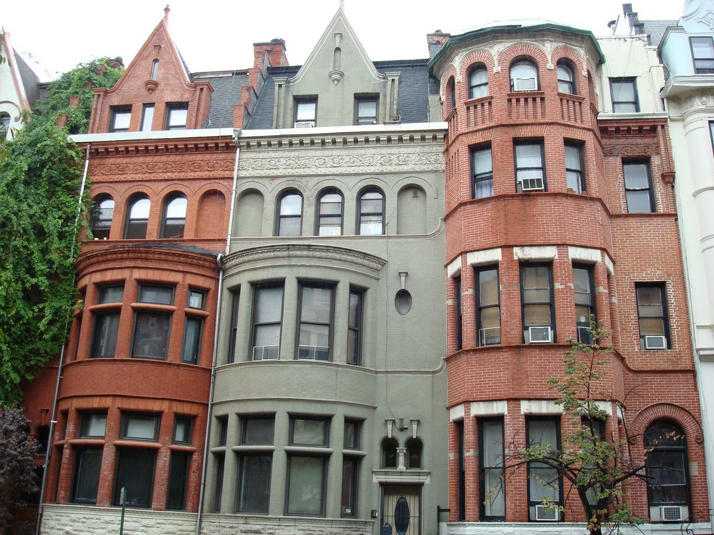 New York City, Manhattan, Gothic Architecture