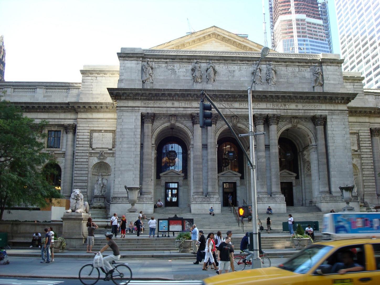 New York City_MiddleManhattan_NewYorkCityPublicLibrary