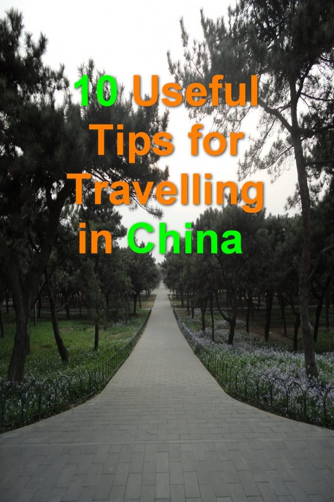 10 Useful Tips for Travelling to China, Beijing, Temple of Heaven, Pinterest Image 1