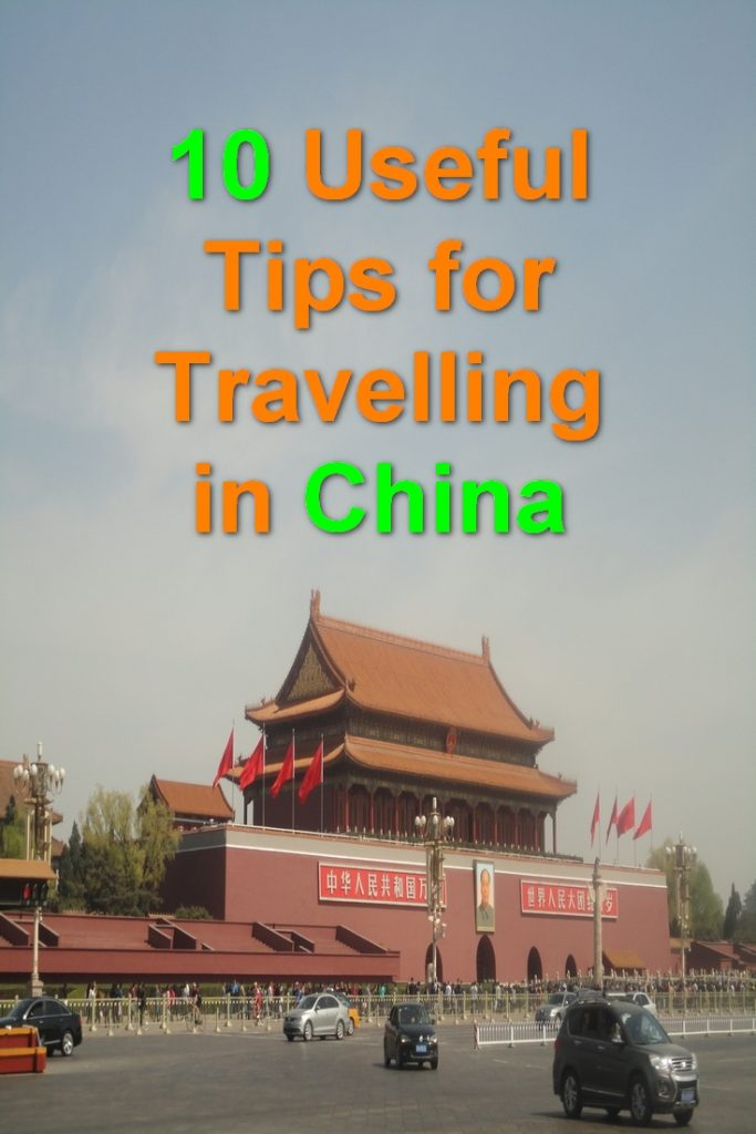 10 Useful Tips for Travelling to China, Beijing, Forbidden City, Pinterest Image 2