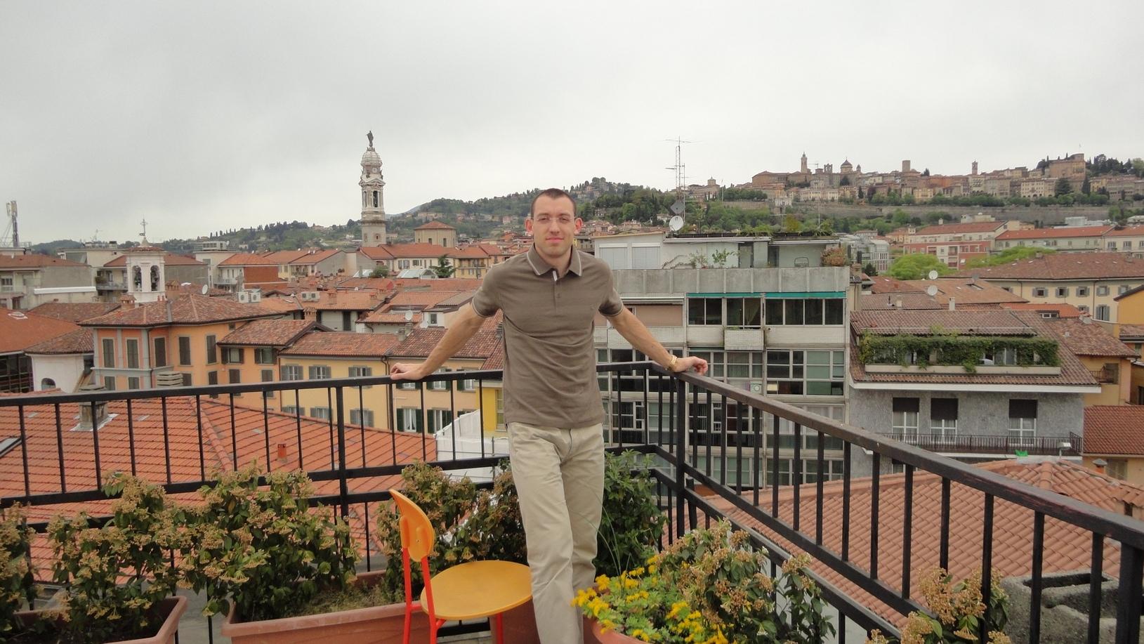 Bergamo Alex e Angie Hotel Panorama Italy