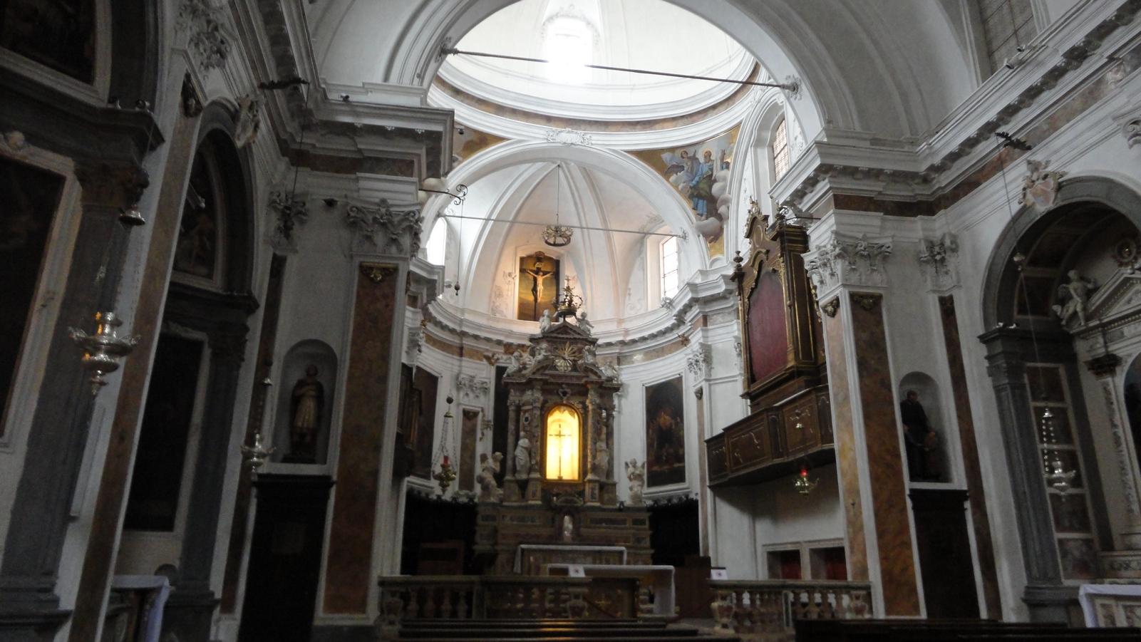 Bergamo Italy Duomo di Bergamo Upper City