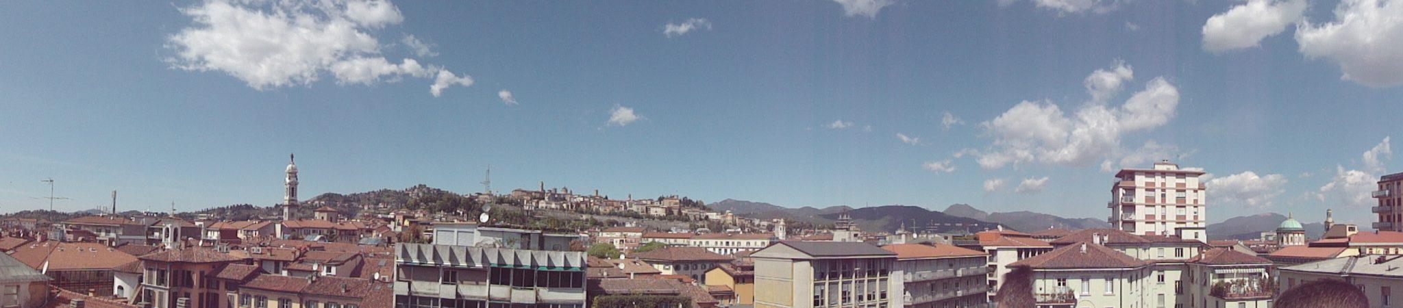 Bergamo Panorama Alex e Angie Hotel Marvellous Vista