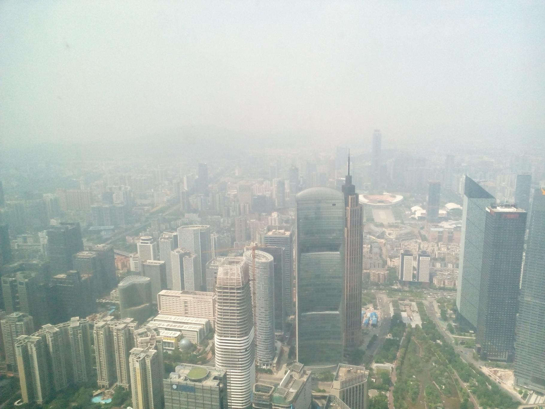 China Guangzhou_Skyline