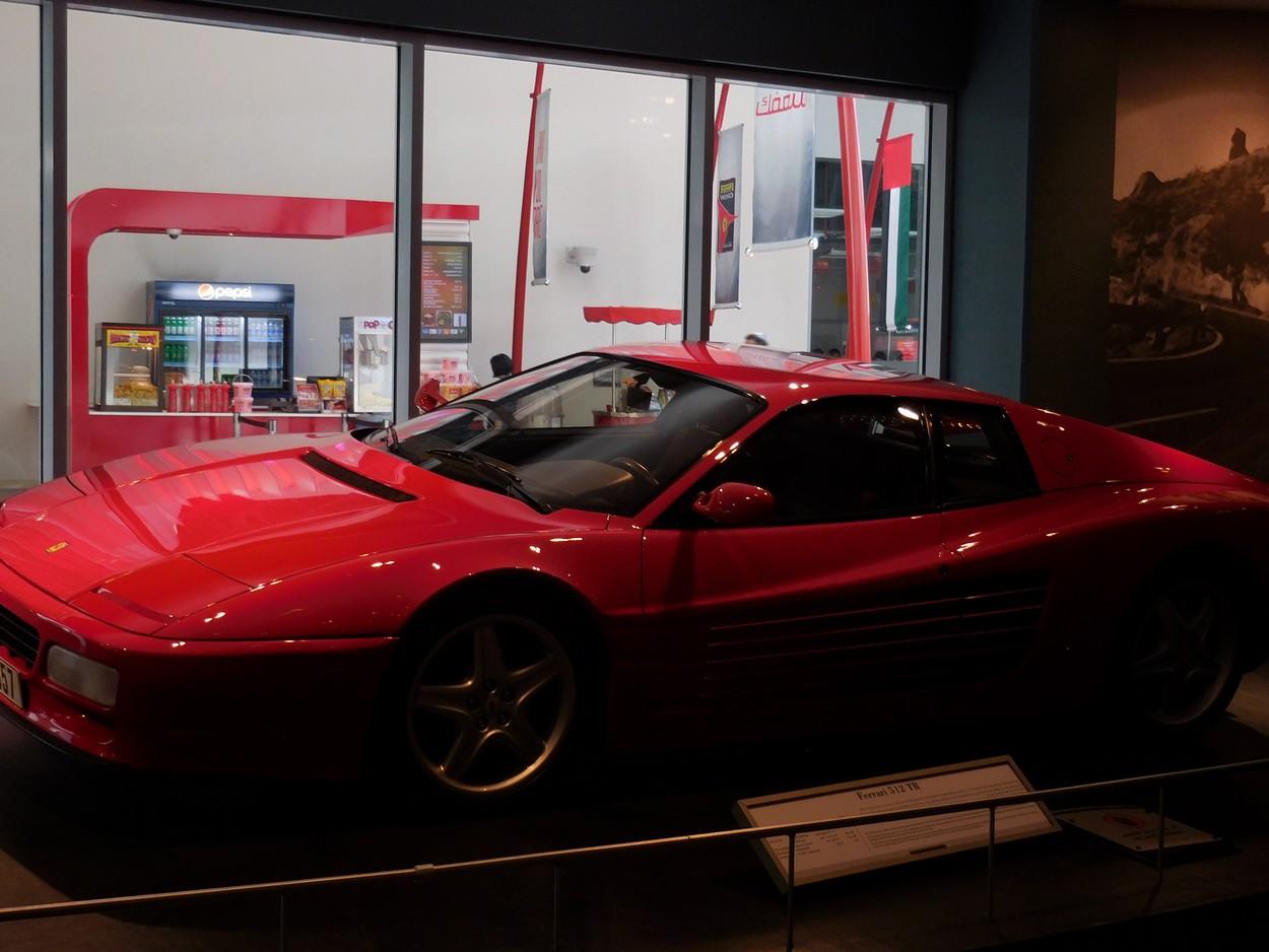 Abu Dhabi, Ferrari World, Ferrari 512 TR, Need for Speed, UAE