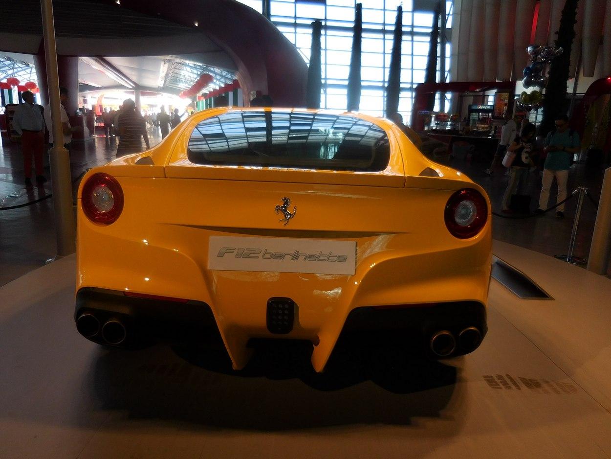 Abu Dhabi, Ferrari World, Ferrari F12 Berlinetta, Need for Speed, UAE