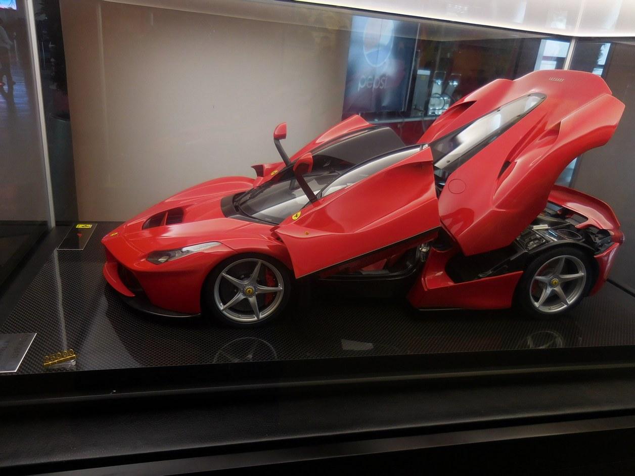 Abu Dhabi, Ferrari World, Small Ferrari for Sale, 25 000 AED, UAE