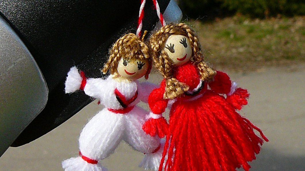 Martenitsa Pizho Penda Dolls Bulgaria