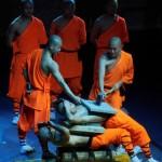 Shaolin monks, Unbelievable Strength, Sofia, Bulgaria