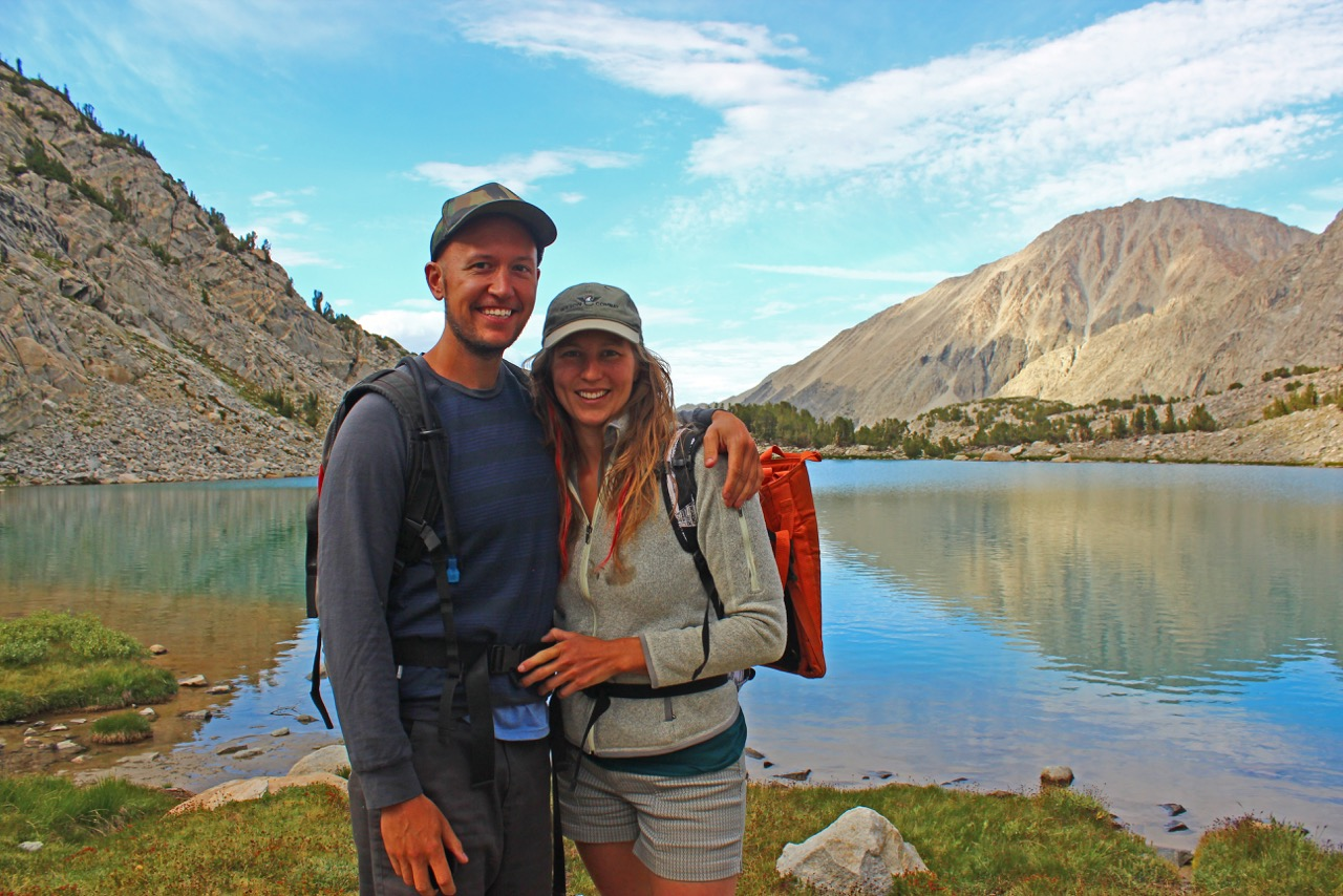 8000 miles trip - Eastern Sierra Mountains, California, USA, Hiking