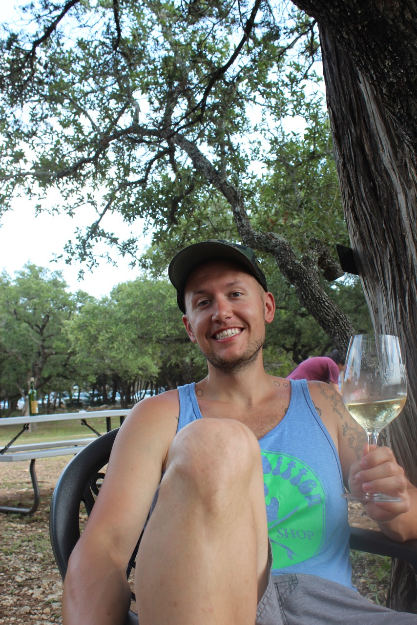 8000 miles trip - Wine Tasting, Austin, Texas, USA, Texas Hill Country