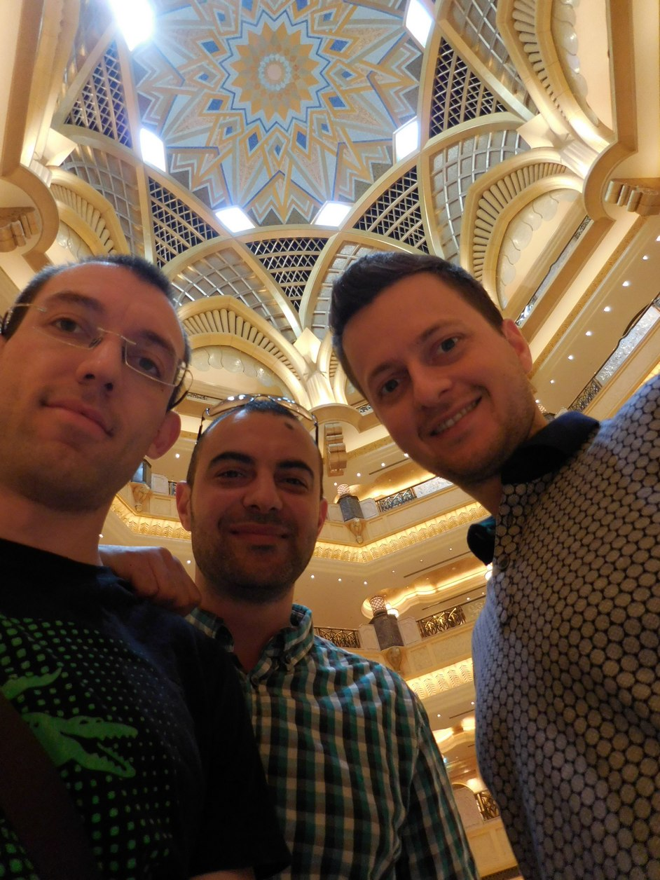 Emirates Palace, Abu Dhabi, UAE, Svet, Stiliyan, and Tsvetan, Inside