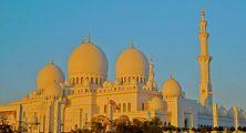 Sheikh Zayed Grand Mosque, Abu Dhabi, Featured Image