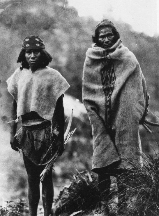 Ancient Tarahumaras, Image Wikipedia, Mexico