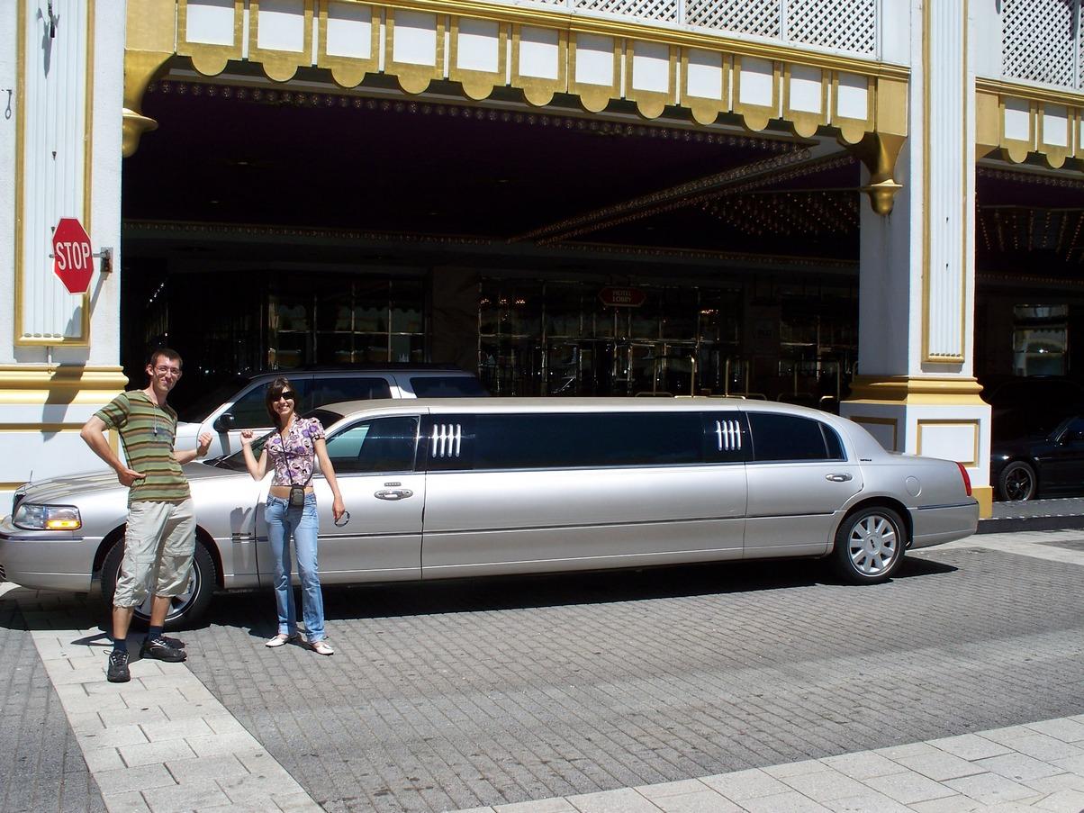 Limousine Ride
