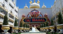 Atlantic City, New Jersey, USA, Trump Plaza Hotel, Featured Image
