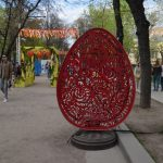 Easter, Russia, Moscow 2, Decoration
