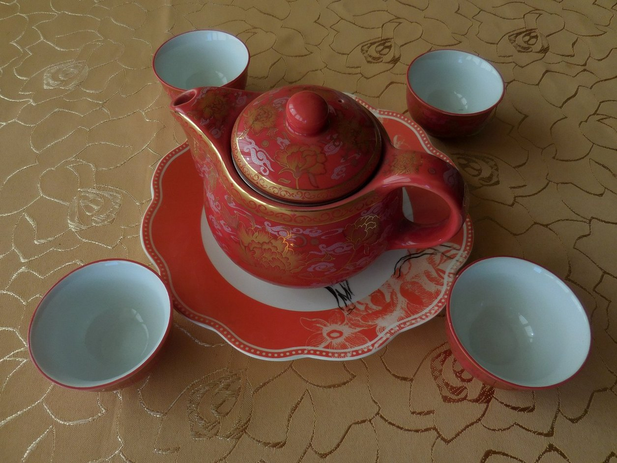 Liebster Award, Chinese Teapot, Travel, Cute Red