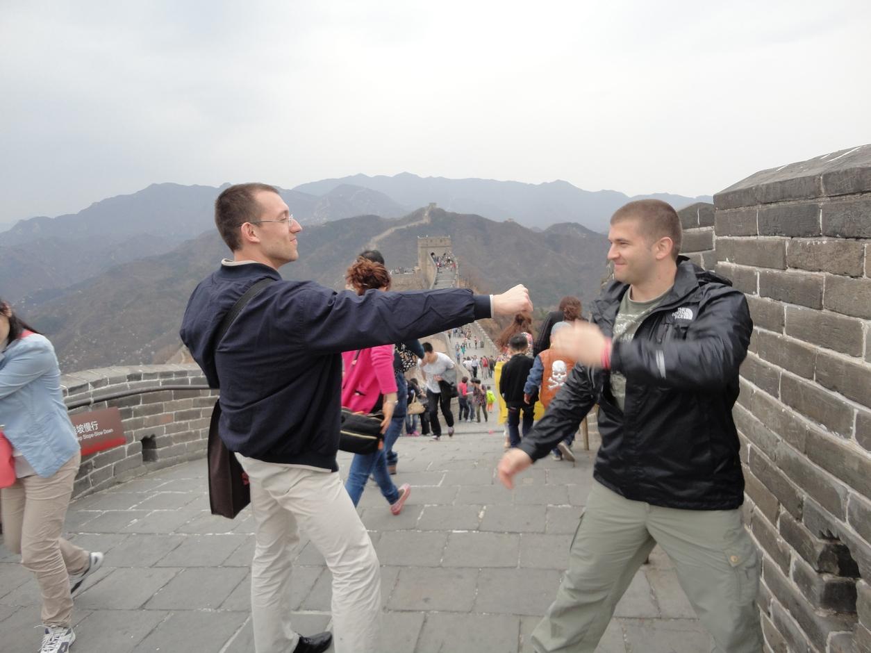 Liebster Award, Great Wall of China, Beijing, Kung-Fu, China