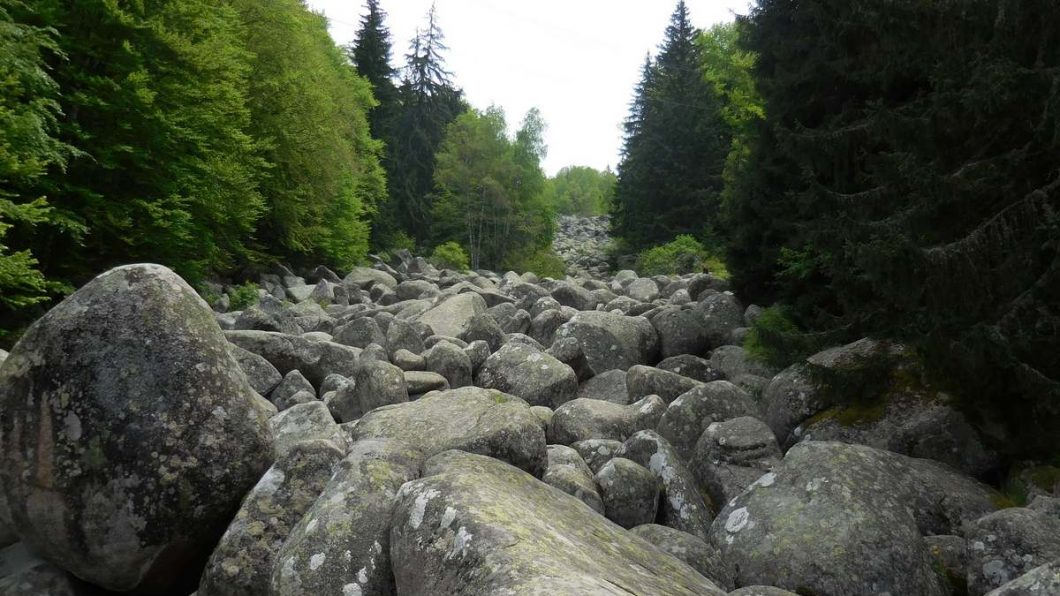 Zlatnite Mostove, Vitosha Mountains, Natural Phenomenon, Wonder, Featured Image
