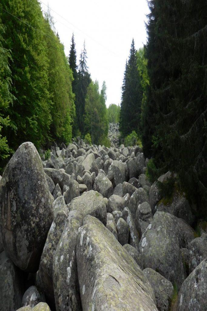 Zlatnite Mostove, Vitosha Mountains, Featured Image, Natural Phenomenon, Pinterest
