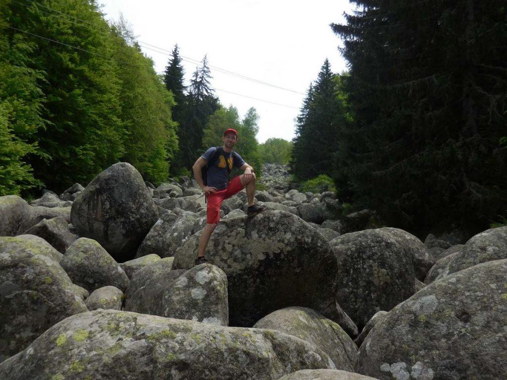 Zlatnite Mostove, Vitosha Mountains, The Stone River Image 3, Bulgaria